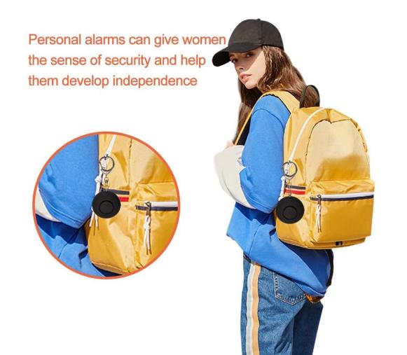 Equalizer Self Defense Key Chain portfolio image