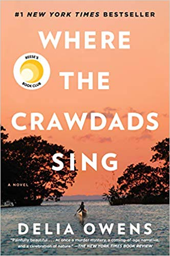 Where The Crawdads Sing portfolio image